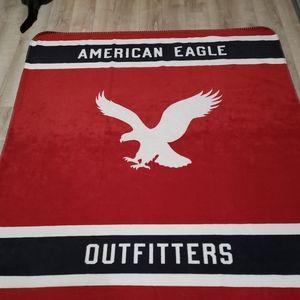 Gorgeous American Eagle blanket